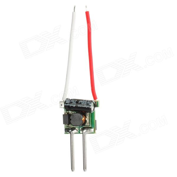 MR16 1*1W 320~350mA Constant Current Regulated LED Driver (8~30V Input)