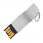 SSK Stainless Steel USB 2.0 Flash Drive - Silver (8GB)