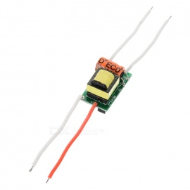 GU10 3*1W 300~320mA Constant Current Regulated LED Driver (85~265V AC)