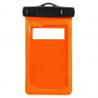 WP-320 Waterproof ABS Bag Case for Samsung i9220 - Orange