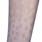 MAGICUTE Imprinted Phantom Pantyhose - Navy