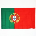 Oxford Fabric Portugal National Flag - Red + Yellow + Green (150 x 70cm)