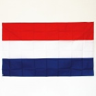 Oxford Fabric Netherlands National Flag - Red + White + Blue (150 x 70cm)