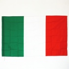 Oxford Fabric Italy National Flag - Red + White + Green (150 x 70cm)