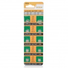 AG3 / LR41 1.55V Alkaline Cell Button Batteries (10-Piece Pack)