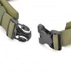 Tactical Outdoor Sporting Gun Sling Waistband - Army Green