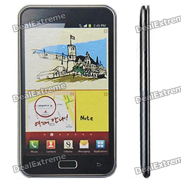 "STAR N8000 Android 4.0 WCDMA Smartphone w/ 5.0"" Capacitive, Dual-SIM, GPS and TV - Black"