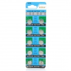 AG13 / LR44 1.55V Alkaline Cell Button Batteries (10-Piece Pack)