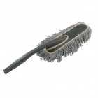 Vehicle Flat Wax Mop Duster - Grey