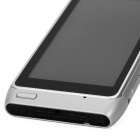 "Nokia N8 Symbian^3 WCDMA Smartphone w/ 3.5"" Capacitive, GPS, 12MP Camera and Wi-Fi - Silver (16GB)"