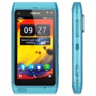 "Nokia N8 Symbian^3 WCDMA Smartphone w/ 3.5"" Capacitive, GPS, 12MP Camera and Wi-Fi - Blue (16GB)"