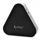 IPDA NT-168 Triangle Style Bluetooth V2.0+EDR Speaker w/ 3.5mm Jack- Black