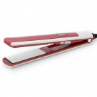 "Genuine Sokany Mini Professional 1"" LCD Hair Straightener - Red"