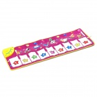 Musical Learning Blanket for Children (3 x AA)