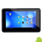 "PHILIPS PI3800 7"" Capacitive Android 4.0 Tablet w/ Dual Camera / WiFi / Bluetooth / G-Sensor - Black"