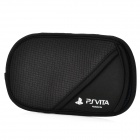 Soft Protective Cotton Sleeve Pouch Bag for Sony PS Vita - Black