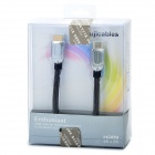 FUJICABLES HDMI V1.4 Male to Male Connection Cable - Black (150cm)
