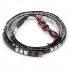 10.8W 900LM 45x5050 SMD LED Blue Light Flexible Strip (12V / 90cm)