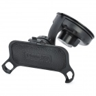 360 Degree Rotatable Car Suction Cup Mount Holder for iPhone 3G / 4 / 4S - Black