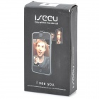 ISEEU Self Shot Camera Mirror for Iphone 3g / 3GS - Black