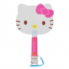 Cute Hello Kitty Style 2-in-1 Handy Fan (2 x AAA)