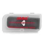 JADA USB Rechargeable Electronic Cigarette Lighter - Black