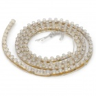 6W 480LM 6000K 120-LED White Light Strip for DIY (12V / 120cm)