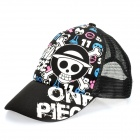 Stylish Anime One-piece Skeleton Pattern Hat