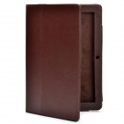 Protective PU Leather Case for Acer Iconia Tab A200 - Brown