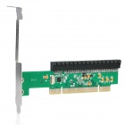 PCI 32bits to PCI-E Express 16X Riser Card Adapter