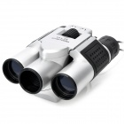 300KP CMOS 10x25 Zoom Telescope Binocular Digital Camera - Silver (0.7