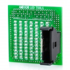 AMD638 CPU Dummy Load Socket Tester with LED for Laptop Motherboard