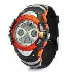Sports Dual Time Watch