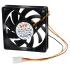 3 Pin Brushless Computer PC Case Cooling Cooler Fan (7 x 7cm)