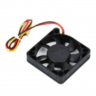 3-Pin Brushless computador PC Cooling Fan Case (5 x 5 cm)