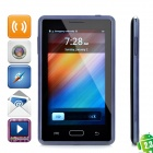 "5 ""Capacitive Screen Tablet Android 2.3 Handy w / 3G / GPS / Bluetooth / Kamera - Schwarz"