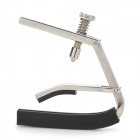 Stainless Steel Guitar Capo - Black + Silver