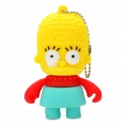 The Simpsons Marge Simpson Figure Style USB 2.0 Flash Drive - Yellow (8GB)