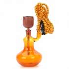 Elegant Shisha Hookah Water Pipe Set - Coffee (80cm Pipe)