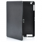 IPEGA PG-IP106 Protective PC Cover Case w/ Shoulder Strap for Ipad2 - Black
