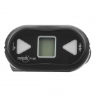 "Mini 0.6 ""LCD Tuner pro Guitar / Bass / housle - Black"