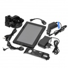 "7"" Capacitive Android 4.0 Tablet GPS w/ Dual Camera / WiFi / HDMI / G-Sensor - Black (1.2GHz / 8GB)"