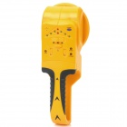3-in-1 Metal / Voltage / Stud Detector - Yellow (1 x 9V)