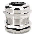 PG29 Metal Water Resistant Cable Gland - Silver (37mm)