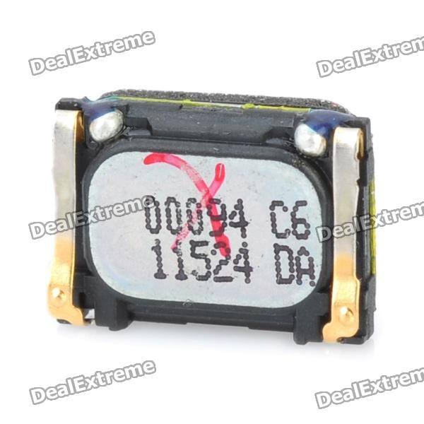 Repair Parts Replacement Earphone Piece Receiver Module for Iphone 4S - Black 1 piece replacement repair part parts lcd display backlight film back light fit for iphone 4 4s 5 5s 6 6plus