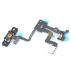 Designer's Replacement Light Proximity Sensor Power Button Flex Cable for iPhone 4S