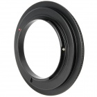 67mm Macro Reverse Adapter Ring for Olympus OM Mount - Black