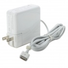 60W Power Adapter Charger for Apple MacBook - White (US Plug)