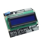 LCD Keypad Shield Expansion Board for Arduino UNO