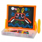 Intellectual Development Velcro Lace DIY Drawing Board (58-Piece)